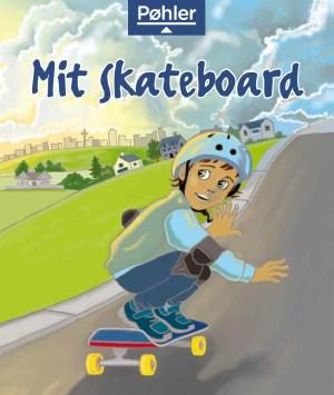 Solstrålebøger Mit skateboard