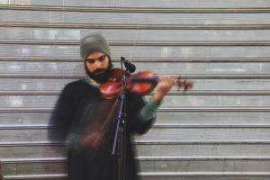 art and violin