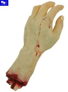 la mano arrancada