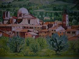 village de Lambesc