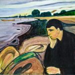 edvard-munch-melancolie