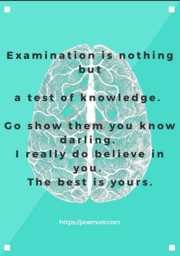 Exams Success Wishes