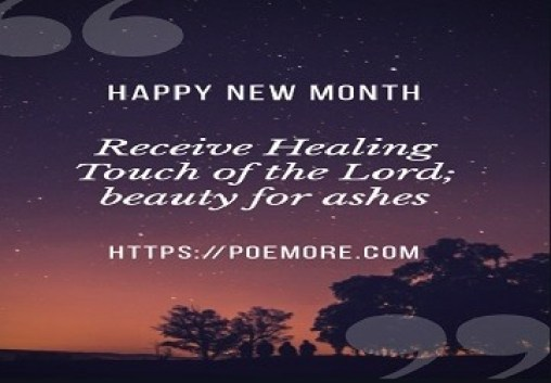 New Month Messages and Prayers