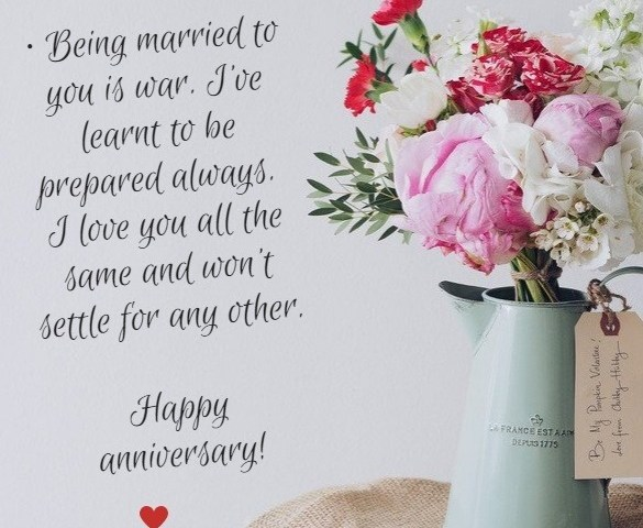 funny witty wedding anniversary messages and prayer