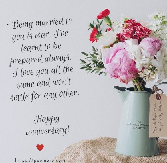 Wedding Anniversary Messages For Friends