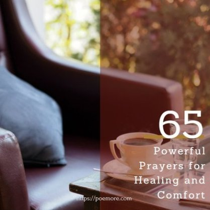 Prayers For Healing and Recovery