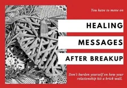 Relationship BreakUp Messages