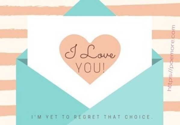 Beautiful Love Messages For Wife in Love Letters