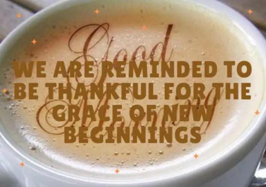 Inspirational Christian Good Morning Messages
