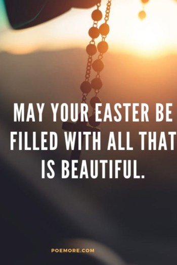 Happy Easter Wishes to My Love