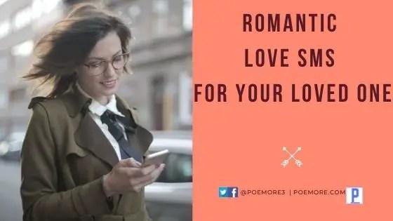 Romantic Love SMS