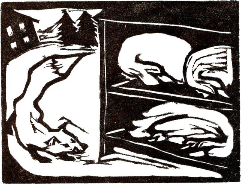 woodcut-fox-chickens-wand