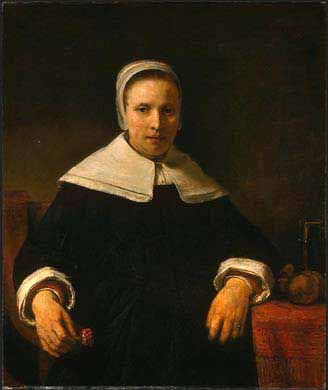 Anne_Bradstreet Portrait