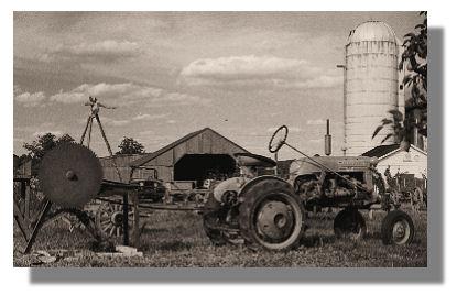 Buzzsaw & Tractor