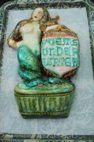 Mermaid cake - courtesy of Alice Saville