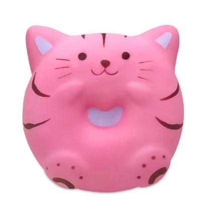 Kat donut squishy
