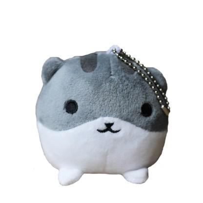 Katje knuffeltje grijs