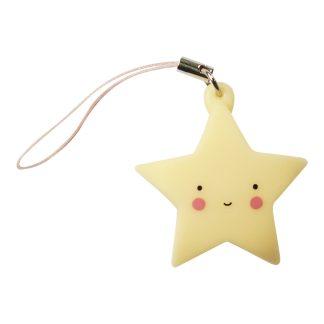 Hangertje gele ster