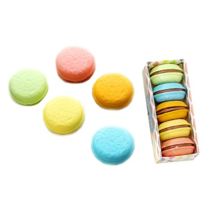 Macaron gumset