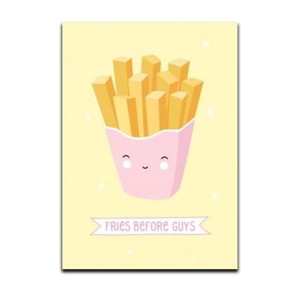 Kaartje Fries before guys