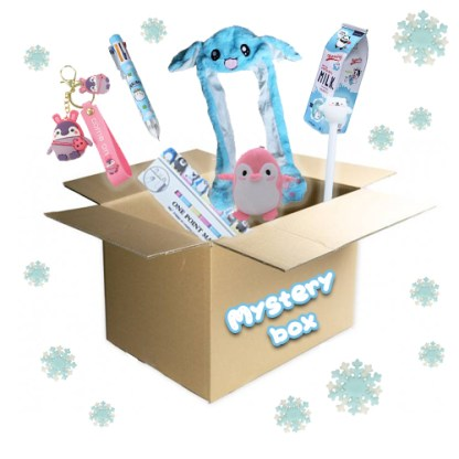 XXL mystery box winter editie