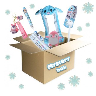 XXL mystery box winter editie