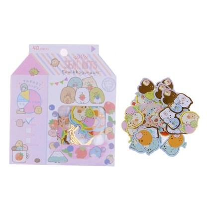 Seal bits stickers Sumikko Gurashi