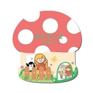 Mohamm paddenstoel stickers