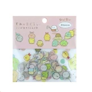 Summiko Gurashi kleine seal bits roze