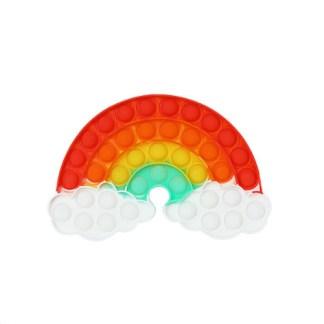 Regenboog pop-it