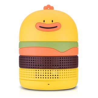 Bluetooth speaker hamburger