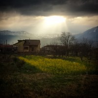 La nebbia - Gianni Rodari