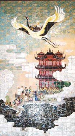 Huanghelou 黃鶴樓 Poesie Chinoise