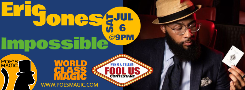 https://www.goldstar.com/events/baltimore-md/impossible-with-eric-jones-tickets