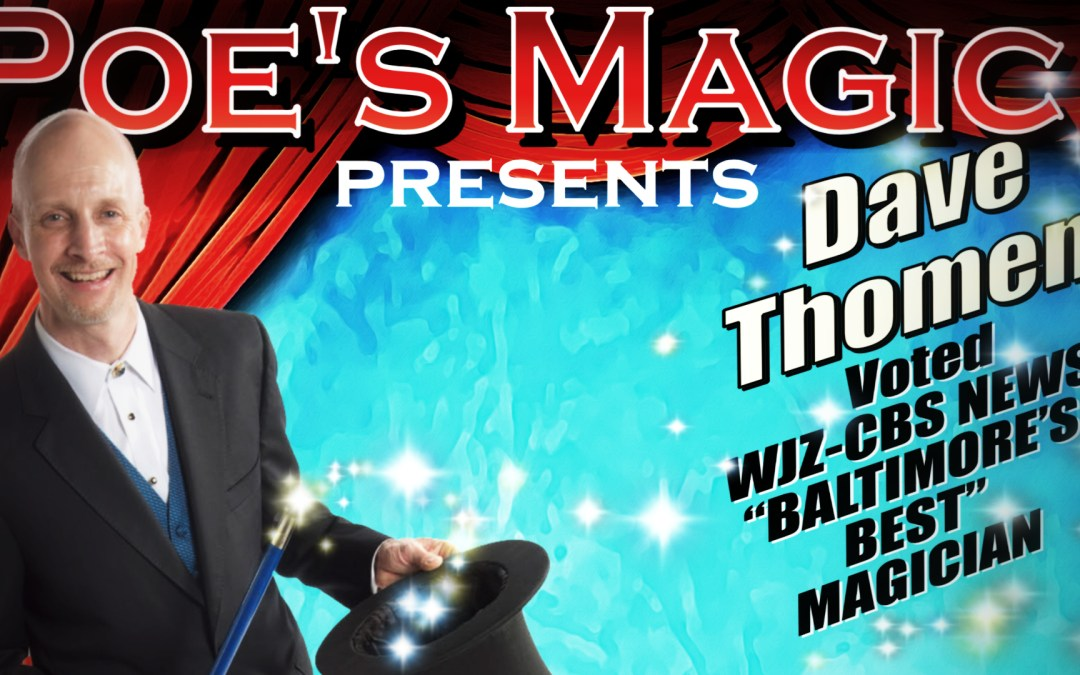 Magic at the LB Tavern this Saturday