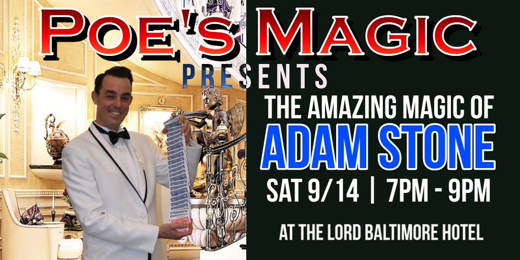 The Magic of Adam Stone