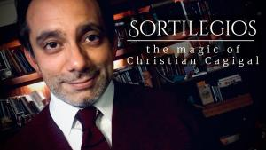 Sortilegios: The Magic of Christian Cagigal
