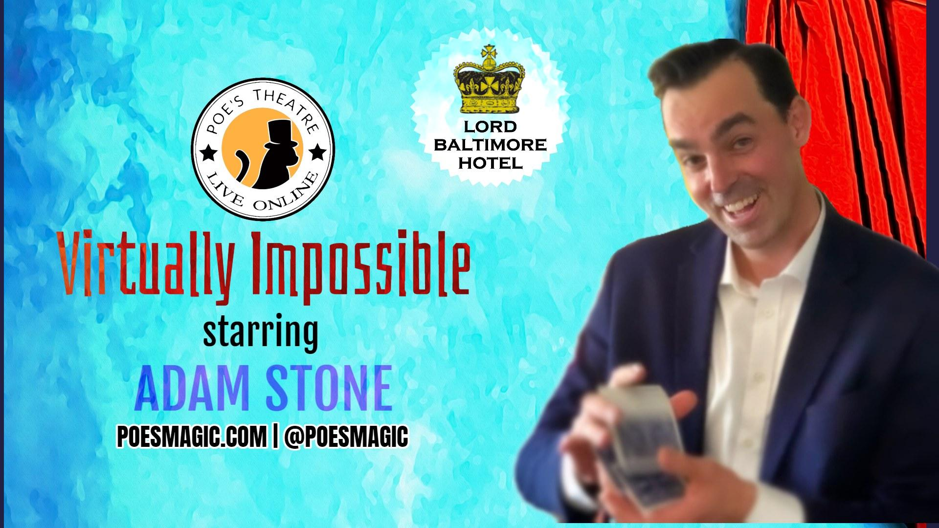 Virtually Impossible with Adam Stone