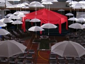 umbrellas-church
