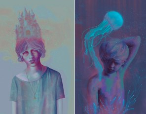 Glittery-Portraits1