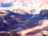 The Grand Canyon is 277 miles long, up to 18 miles wide and attains a depth of over a mile (6,000 feet).