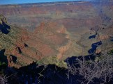The Grand Canyon is part of the Colorado River basin which has developed over the past 40 million years.