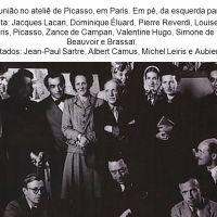 Camus/Sartre: le mote de la fin