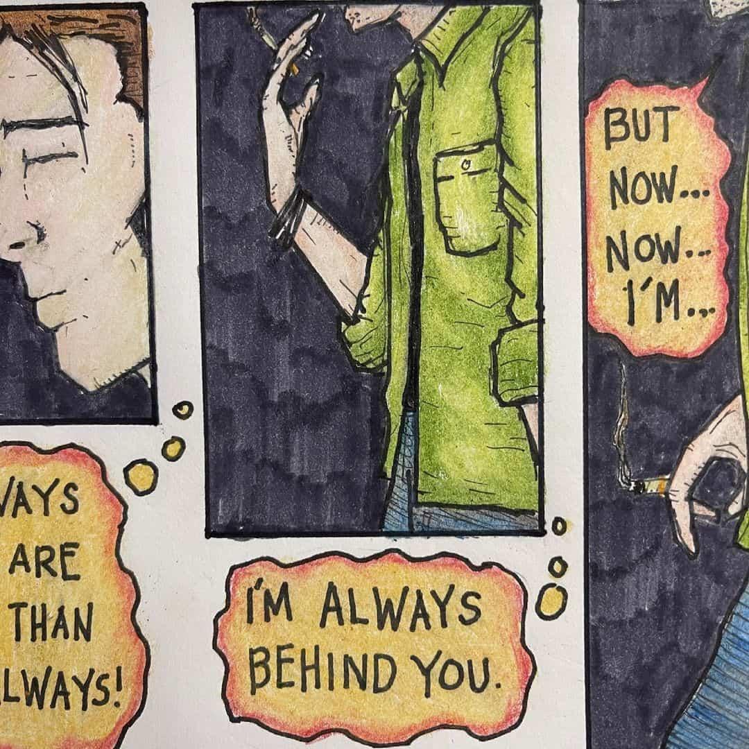 Short Comic Strips | Envy by Poetic Dustbin