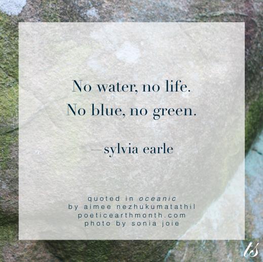 No water no life