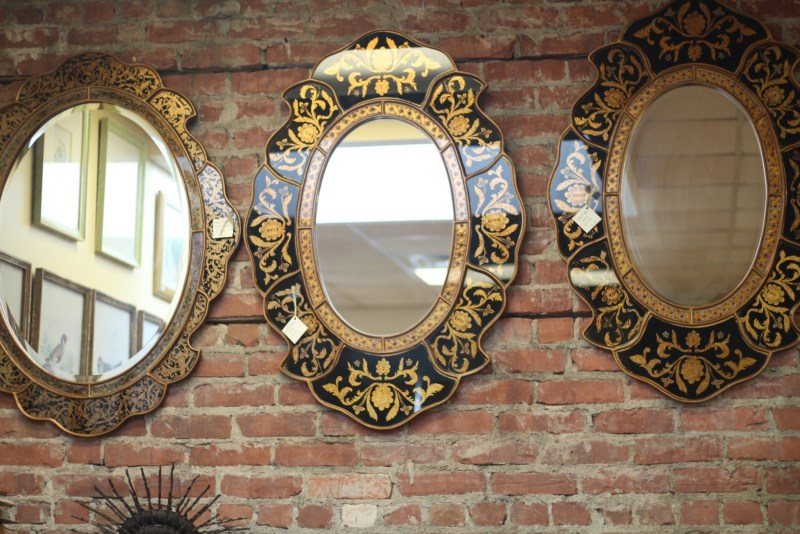 Melita's Mirrors Made by Former Prisoners, image taken in ossining