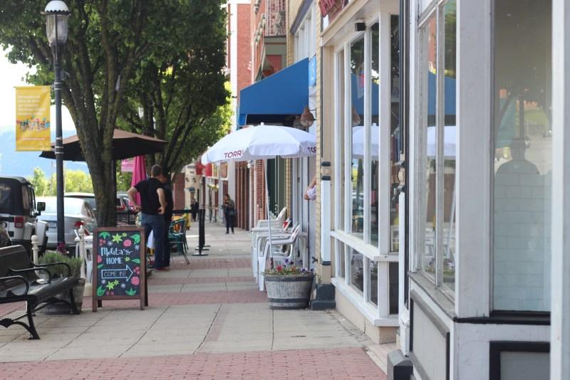 Ossining Main Street near melitas