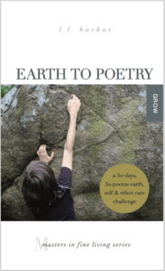 Earth to Poetry-Front Cover