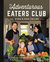 The Adventurous Eaters Club Misha Collins