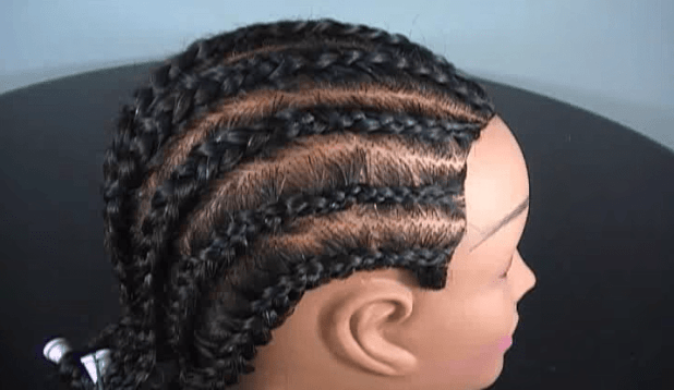 How to braid hair on scalp how to scalp braids hairstyles hair is our crown ccuart Choice Image